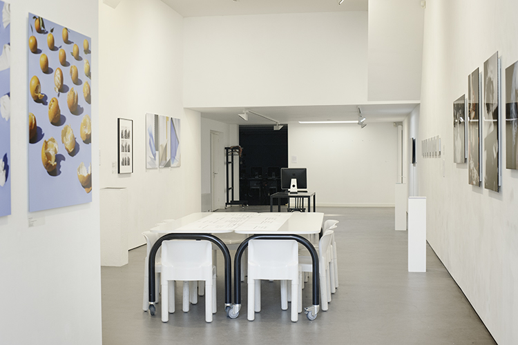 Gallery Space from the FOTOfactory at the Keizersgracht